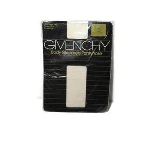 Vintage Givenchy Pantyhose NIB Ultra Sheer Size C